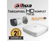 DAHUA Dahua komplet video nadzor sa 5xHD kamera