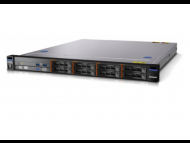 Lenovo Lenovo System x3250 M5, Xeon 4C E3-1220v3 80W 3.1GHz, 1x4GB ECC DDR3,4x 2.5'' HDD