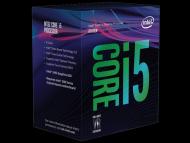 Intel Core i5-8400 2.8GHz (4.0GHz) Intel® 1151 (8. gen.), Intel® Core™ i5, 6, 6