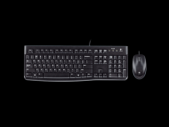 LOGITECH Tastatura i miš MK120 Desktop US - 920-002563 EN (US), Do 10 miliona pritisaka