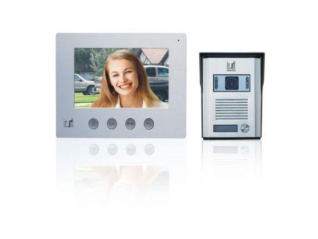 TEH-TEL Video interfon za jednog korisnika HIT 7