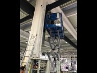 Ugradnja Sistema Montaza Opreme, pustanje u rad, obuka korisnika