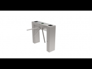 Ozak Waist High Turnstiles L128