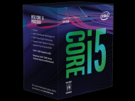 Intel Core i5-8400 2.8GHz (4.0GHz) Intel® 1151 (8. gen.), Intel® Core™ i5, 6, 6