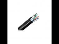 SecamCCTV SFTP eksterni samonoseći kabl kat. 6 sa čeličnom žicom