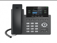 Grandstream GRP-2612P Carrier-grade 4-line/2-SIP VoIP HD telefon