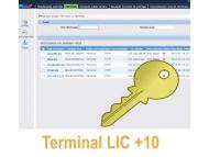 ZKTIME V18 WEB ZKTime V18 Terminal Lic. TL10
