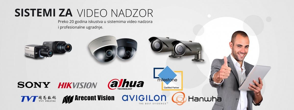 CCTV SECAMCCTV Video Nadzor